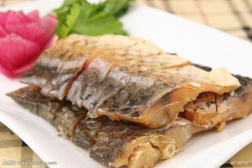 咸鱼-盐城步凤咸猪头肉